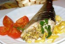 Рецепты Рыба