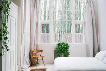 Relaxing interiors