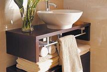 Ideas para el hogar / Baño social