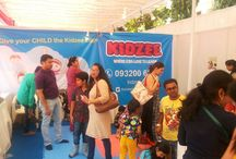 Kidzee Toddler Zone at MashUp 2016 / A fun start to the New Year 2016. Tiny tots had a great family time, indulging in various fun activities in Kidzee's Toddler Zone @ Mashup in Borivali.