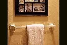Bathroom ideas / by Tayler Wurtz