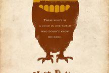 Adam Rabalais' Harry Potter