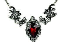 Victorian style/ jewelry