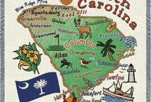 South Carolina  / by Kerrie Azbell