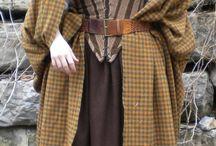 Scottish attire