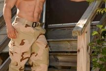 military men