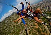 Paragliding Alanya Turkey
