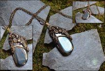 Marie Wicca / Création de bijoux