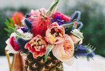 FLORALS / Inspiration for floral arrangements and centerpieces.
