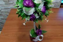 kvetinove výtvory.....