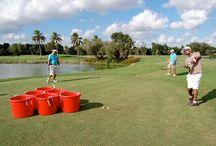 Golf gamesActivities