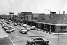 Vintage Beach Cities / Torrance and the Beach Cities seen through retro glasses. #Vintage #Mod #Googie #ManhattanBeach #RedondoBeach #HermosaBeach #SoCal / by Alta South Bay