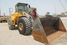 USED VOLVO WHEEL LOADERS FOR SALE / Used Volvo Wheel Loaders for sale at Alwafa Heavy Equipment Trading.