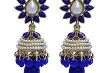 Elegant Bollywood Designer Jhumki Jhumka