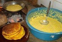 broa de milho frita