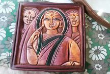 Handicraft@Bengal / Bankura is rich in handicraft n here I bring what I discover as I move around looking for craftsmen trying to help them n use my creativity.