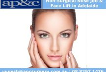 Nose Job and Face Lift in Adelaide