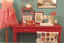 Sewing Room Style