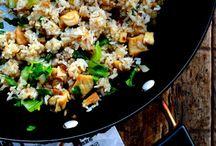 Asian Cuisine / by Manna Caffrey