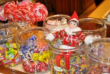 Clarence / Our company Elf on the Shelf