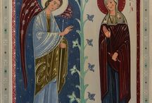 Contemporary Icons of Christian Feasts / By Sacred Murals Studio