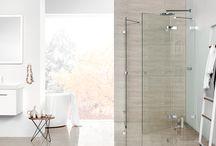 Badeværelse / Inspiration til nyt badeværelse
