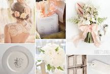 Wedding inspiration / Wedding inspiration boards just for you!
