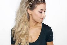 Beautiful Date-Night Hairstyle Ideas / Date-Night Hairstyle Ideas