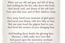 Poetry / by Sandra Bolser