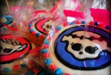 Mighty Delighty Cookies / Some of my decorated cookies