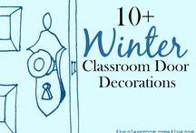 Classroom Door Decor / by Amber Shaffer