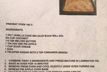Trishs Apple Slice