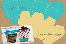 DIY GIFT WRAPPING, CARDS, FAVORS... / by Mrs. Halpert