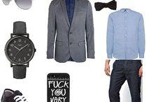 Men fashion / Abbigliamento