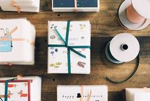 Gift Wrap / The perfect gift always needs the perfect gift wrap! / by Giftry