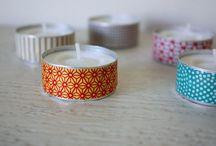 Washi Tape / by Alison Mock