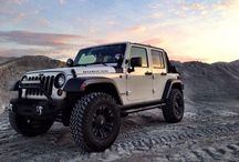 Jeeps Coupes and Bikes