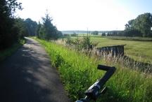 Germany Bike Tour - Radwandern / Bike tours, bicycling in Germany, bike tour tips, bike trails  |  Radwege, speziell Fernradwege und Bahntrassenradwege, Radwander-Erlebnisse und Tipps