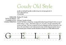 goud old style