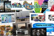 Online Products / Welcome to Online Products, if you are interested in buying a product just go to my website and order it's that easy.   https://sites.google.com/site/onlineproductsct/ or click on the links on my pins.