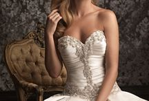 Allure Bridals gowns @ Arielle Bridal