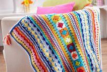 Haken: dekens en kussens