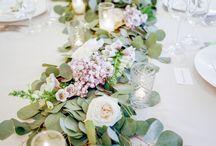 erdő, természet témájú esküvő - Wedding in theme forest, nature
