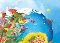 Thema reis rond de wereld