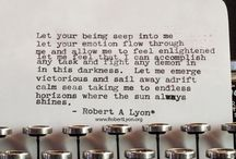 """Love Letters / Love Letters from Robert A Lyon's """"A Love Letter"""" series."""