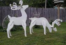 Wood Yard Art