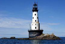 Lighthouses / I fari sono affascinanti in sè, non c'è bisogno di spiegare perchè....