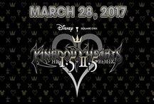 Confirmado Kingdom Hearts HD 1.5 + 2.5 ReMIX para PS4