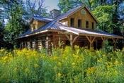Algonquin Log Cabin / Voyageur Quest Algonquin Log Cabin 3 day adventures year round