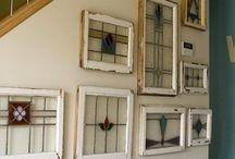Oude ramen